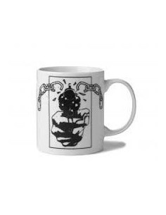 TAZA HUF FUCK IT COFFEE MUG BLACK