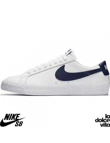 Nike dunk blancas
