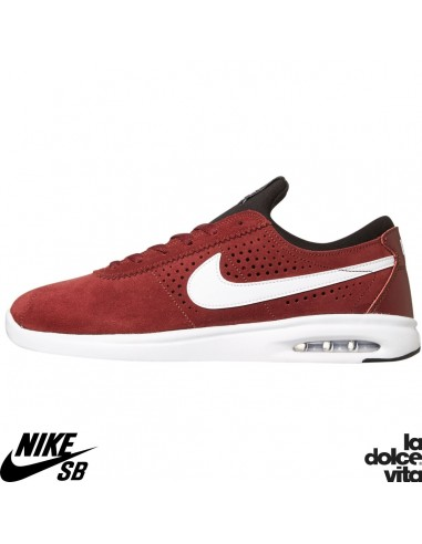 new arrival fc21f 57fb0 NIKE SB AIR MAX BRUIN VAPOR RED