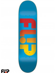Flip Skateboards Faded Blue 8.45