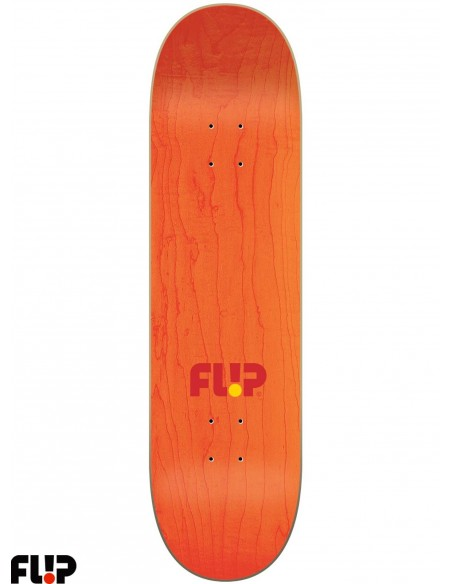 Flip Skateboards Faded Red 8.5