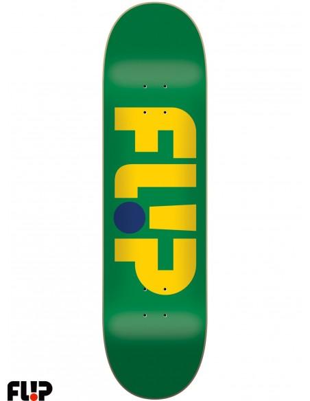 Flip Skateboards Odyssey Green 7.88