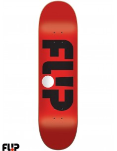 Flip Skateboards Odyssey Red 8.0