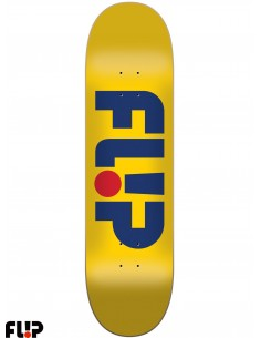 Flip Skateboards Odyssey Yellow 8.25