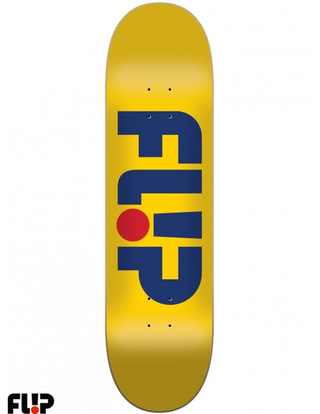 Flip Skateboards Odyssey Yellow 8.25