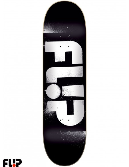 Flip Skateboards Stencil Black 8.25
