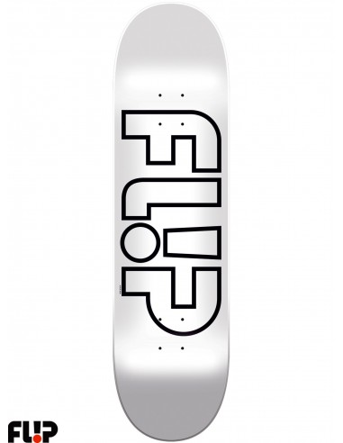 Flip Skateboards Odyssey Whiteout 8.0