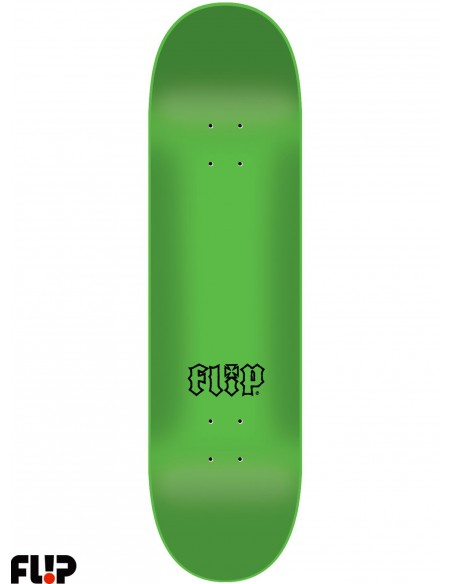 Flip Skateboards HKD Decay Green 7.75