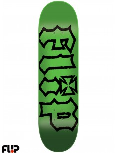 Flip Skateboards HKD Decay Green 7.75