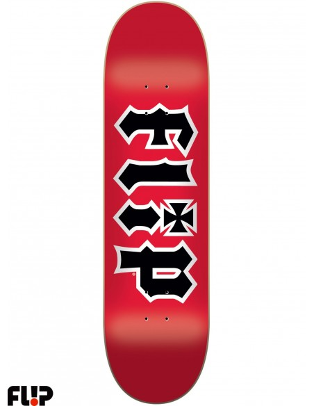 Flip Skateboards HKD Red 7.5