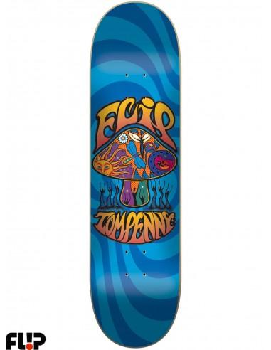 Flip Skateboards Penny Love Shroom 8.13