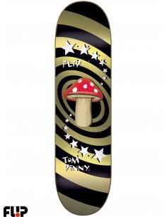 Flip Skateboards Penny Mushroom Gold 8.25