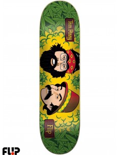 Flip Skateboards Penny Cheech & Chong Mary Jane 8.0