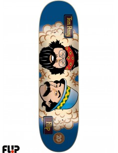 Flip Skateboards Toms Friends 20th Anniversary Blue 7.75