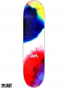 JART Skateboards Hippie Clouds 8.25