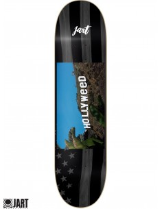 JART Skateboards Hollyweed 7.87