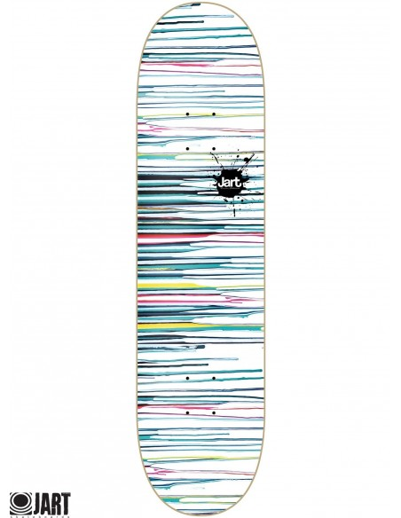 JART Skateboards Splatter 7.75