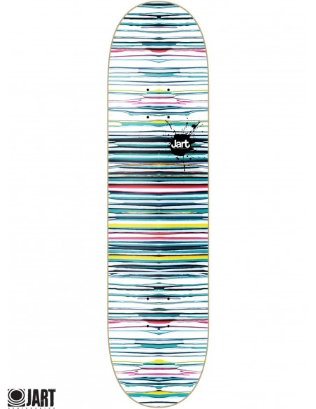 JART Skateboards Splatter 8.0