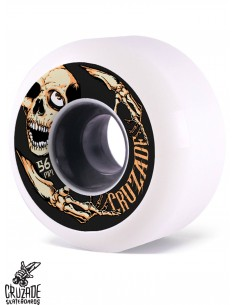 Cruzade Skateboards Skull 56