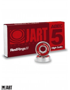 JART Skateboards Abec5 Bearings