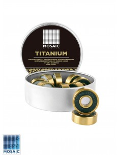 Mosaic Company Super Titanium 1 Bearings