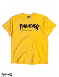 Thrasher Mag Yellow