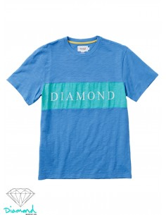 Diamond Supply Elliot Tee Blue