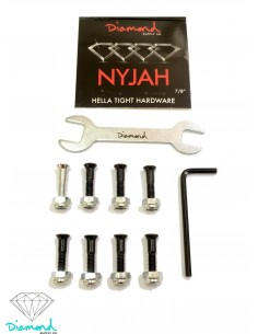 Diamond Supply Nyjah Huston Pro Hardware