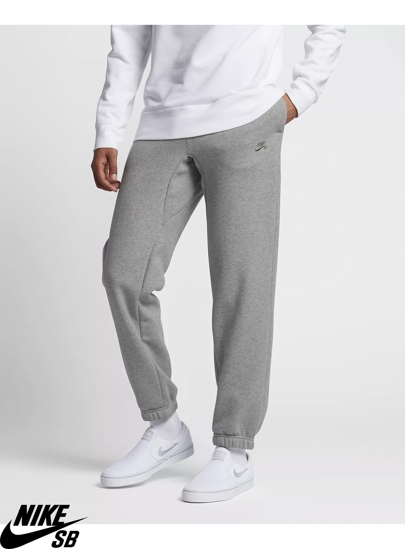 b687a7ee67fa Nike SB Icon Fleece Grey Pants
