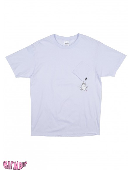 Ripndip Hang in There White
