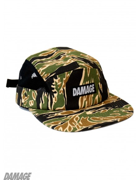 Damage Tiger Camo 5 Panel