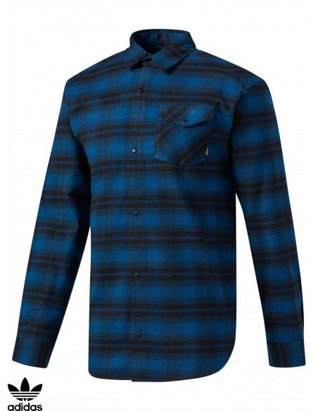 Adidas Stretch Flannel Blue Nigth