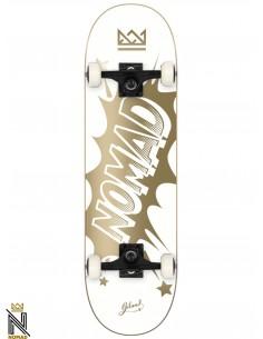 Nomad Skateboards Banger Gold 8.0