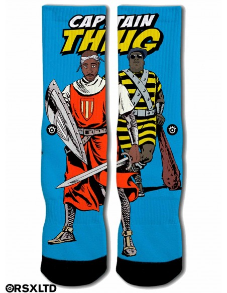 Raw Sox LTD Captain Thug