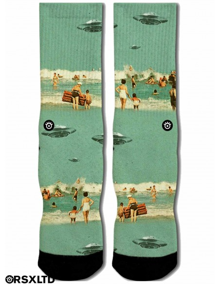 Raw Sox LTD Ufo Beach