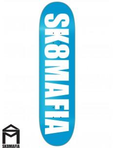 SK8MAFIA Og Logo Highligth Blue 8.5