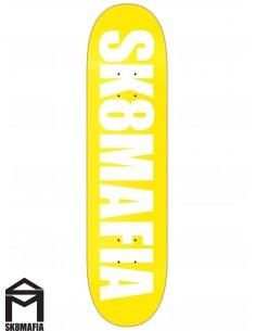 SK8MAFIA Og Logo Highligth Yellow 8.1