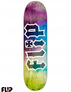 Flip Skateboards HKD Tie Dye 8.0