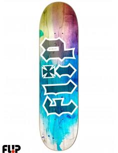 Flip Skateboards HKD Tie Dye 8.25