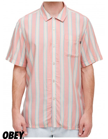 OBEY York Woven Heather