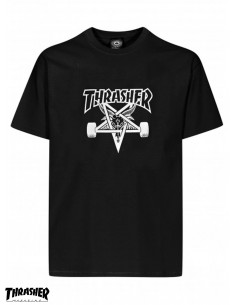 Thrasher Skategoat Black T-Shirt