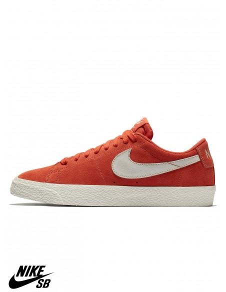 Nike SB Blazer Low Coral Vintage