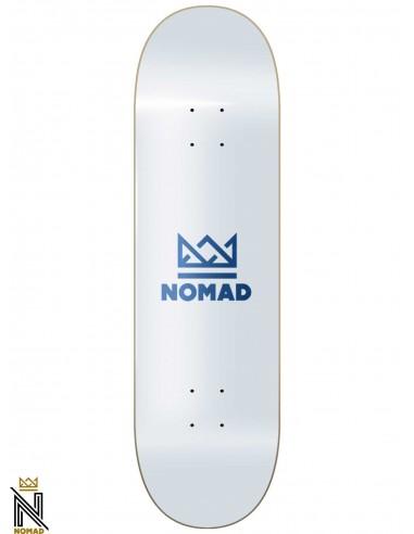 Nomad Skateboards Crown Blue 8.25