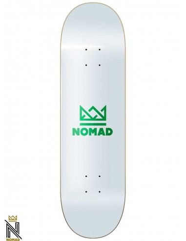 Nomad Skateboards Crown Green 8.75