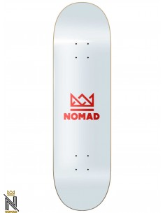 Nomad Skateboards Crown Red 8.5