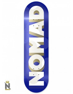 """Nomad Skateboards Resilio Logo 7,8"""""""