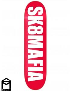 SK8MAFIA Og Logo Red 8.1