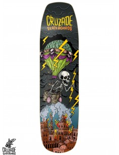 Cruzade Skateboards Storm 8.5