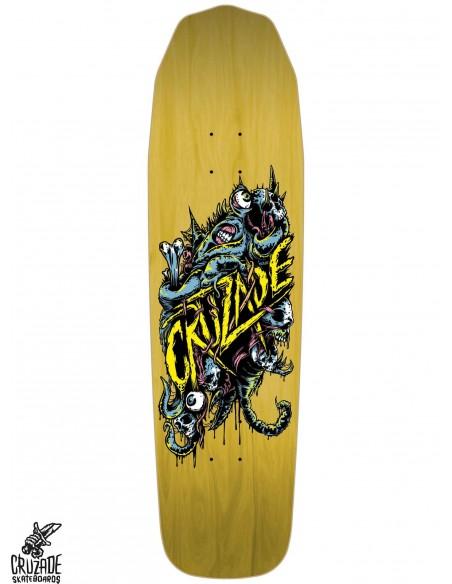 Cruzade Skateboards Skelleton 8.8