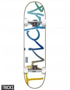 Skate Completo Tricks Skateboards Rainbow 7.25